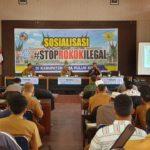 Tahun 2018, Sumatra  Barat ,Terbanyak Peredaran  Rokok Ilegal