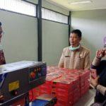 Kunjungi Sentra Rendang Payakumbuh, Lembaga Sertifikasi IPB  Minta Pelaku IKM Disiplin