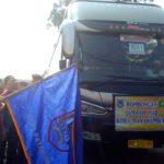 Walikota Payakumbuh Lepas Jemaah Haji Menuju Embarkasi Haji Padang
