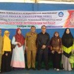 Alfizal, Buka Pelatihan Peningkatan Kesejahteraan Masyarakat