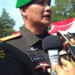 Brigjen TNI  Kunto Arif Wibowo Pimpin Pisah Sambut Komandan Batalyon Infanteri Yonif  131 Braja Sakti