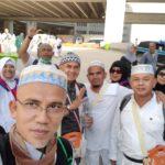 Pelaksanaan Ibadah Haji Telah Selesai, Tanggal 31 Dini  Hari Jemaah Haji Payakumbuh Akan Bertolak ke Tanah Air