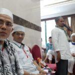 Jelang Pelaksanaan Puncak Haji ,CJH Payakumbuh, Terima Arahan dari Tim Pendamping