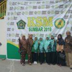 Ikuti Lomba KSM Tingkat Propinsi ,Kepala Sekolah Mahzar Is Apresiasi Perjuangan Siswa
