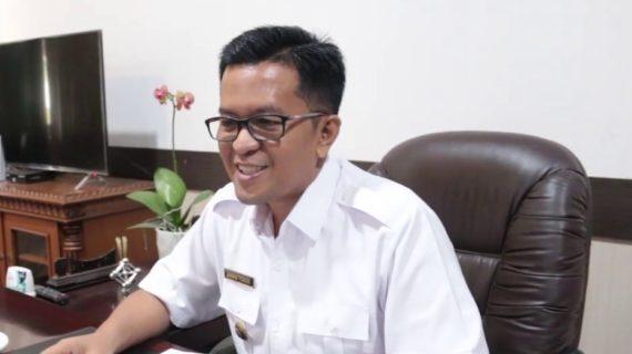 Wakil Walikota  Erwin Yunas Terima Kunjungan Forum OSIS Kota Payakumbuh