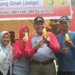 Bupati Resmi Launching Jesigo,Walinagari  Berharap Bisa Dapat Bantuan Mesin Produksi