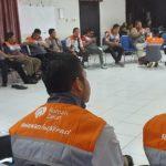 26 Relawan Inspirasi Rumah Zakat Indonesia Ikuti  Training