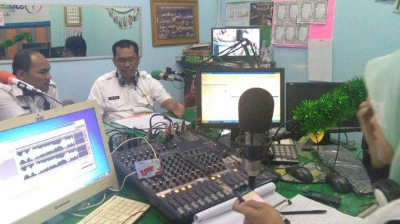 Talk show di Safasindo, Joni Amir Sampaikan Penanggulangan Bencana Oleh BPBD