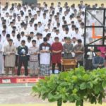 Ribuan Santri ICBS Payakumbuh Gelar  Sholat Istisqa