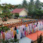 Puluhan Siwa dan Guru Derita Sakit Akibat Kabut Asap, Sekolah SDIT Mutiara Hati Gelar Sholat Istisqa