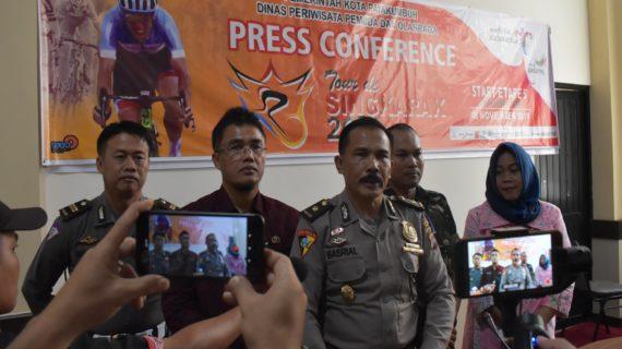 TDS di Payakumbuh,475 Personil Siap Amankan Etape V TDS 2019