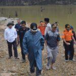 Tercemar, Wabub Limapuluhkota Telusuri Batang Maek