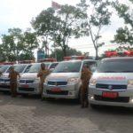 Sukseskan TDS,Tim Kesehatan Payakumbuh Siapkan Ambulan Dua Lapis