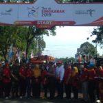 Keliling Payakumbuh,84 Pembalap Dunia Bertarung di Etape V