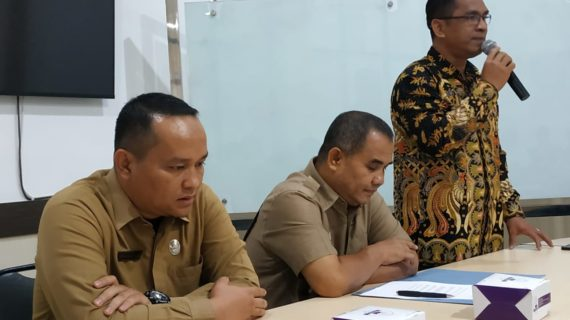 Penyuluhan Media Luar Ruang oleh Balai Bahasa bersama Diskominfo Pemko Payakumbuh Berakhir