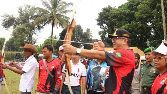 Tujuh  Propinsi Ikut Ramaikan Payakumbuh Open Archery 2019