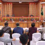 Tingkatkan Kerja Sama,DPRD Payakumbuh Hearing Dengan Wartawan Luak Limapuluah