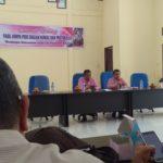 Sampaikan Prestasi Kabupaten Lima Puluh Kota Tahun 2019,Kabag Humas Langsungkan Jumpa Pers