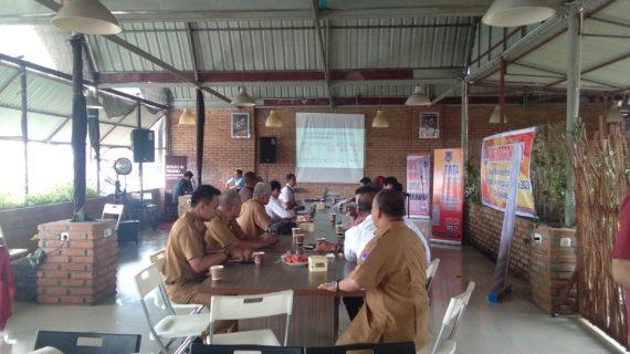 Kesbangpol Payakumbuh Langsungkan Rapat Evaluasi Pelaksanaan Pemilu 2019 dan Persiapan Pilgub 2020