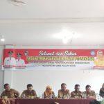 Indrawati Langsungkan Serah Terima Jabatan Kepala UPTD Sekolah