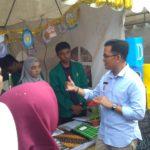 Wawako Erwin Yunaz Hadiri Kegiatan Expo Perguruan Tinggi Se-Indonesia di SMAN 2