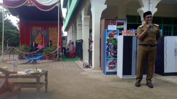 Kelurahan Padang Tangah Payobadar Langsungkan Khatam Alqur'an dan Wisuda Iqra'