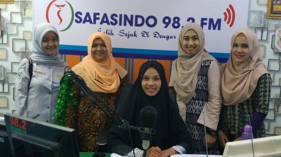 Bahas Penyebab Banyak Kematian Wanita Indonesia, RSUD Adnan WD Adakan Dialog di Radio Safasindo FM