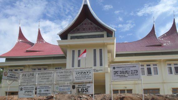 Kecamatan Payakumbuh Selatan Tuan Rumah MTQ ke XXXIX Tingkat Kota