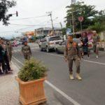 Pol PP Payakumbuh Tertipkan Pengamen Dilampu Merah