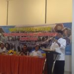 Bupati Irfendi Arbi Buka Mubes Balai Wartawan Luak Limo Puluah