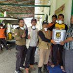 Peduli Wabah Covid-19, DPD PKS Kota Payakumbuh Lakukan Bhakti Sosial Penyemprotan Disinfektan ke Masjid