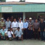 Reses,  Anggota DPD RI Muslim M Yatim  Langsungkan Temu Ramah Dengan Warga Mungka