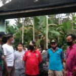 Tampa Tersisa Rumah Mudasril Habis  Dilalap Sijago Merah